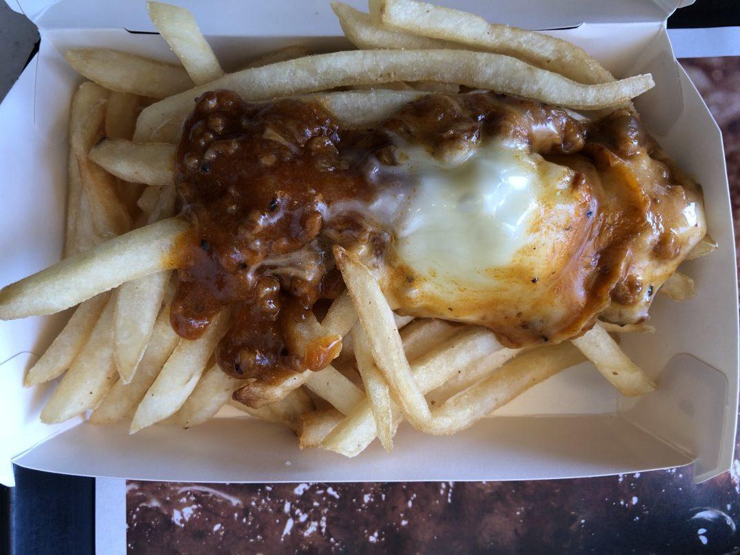 マクドナルドのカケテミーヨチーズボロネーゼ