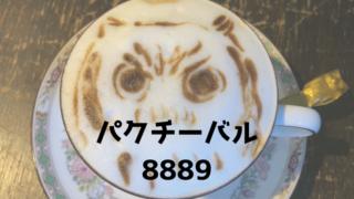 パクチーバル8889