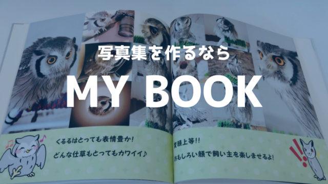 写真集を作るならマイブック