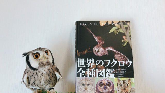 世界のフクロウ全種図鑑